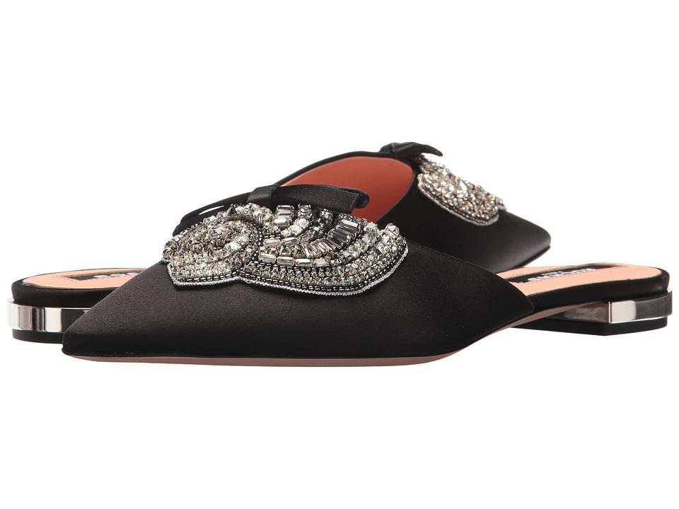 Rochas - RO30031-07025 (Raso Nero) Womens Shoes