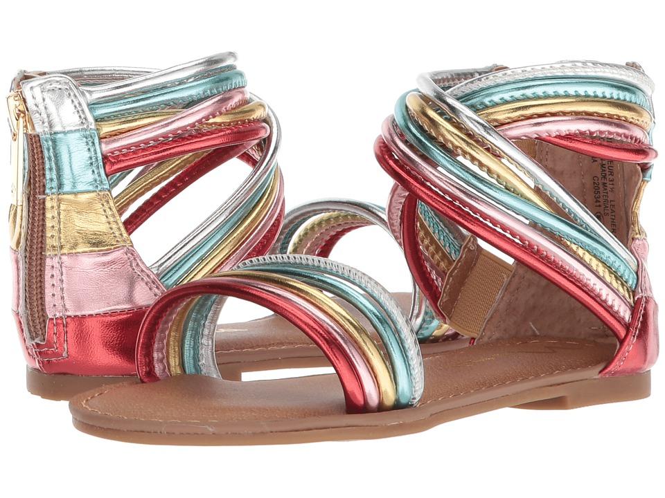 Nina Kids - Roxsanne (Toddler/Little Kid/Big Kid) (Multi Metallic) Girls Shoes