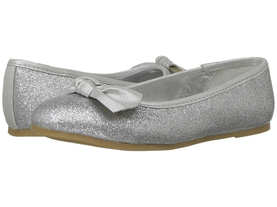 Nina Kids - Larabeth (Little Kid/Big Kid) (Silver) Girls Shoes