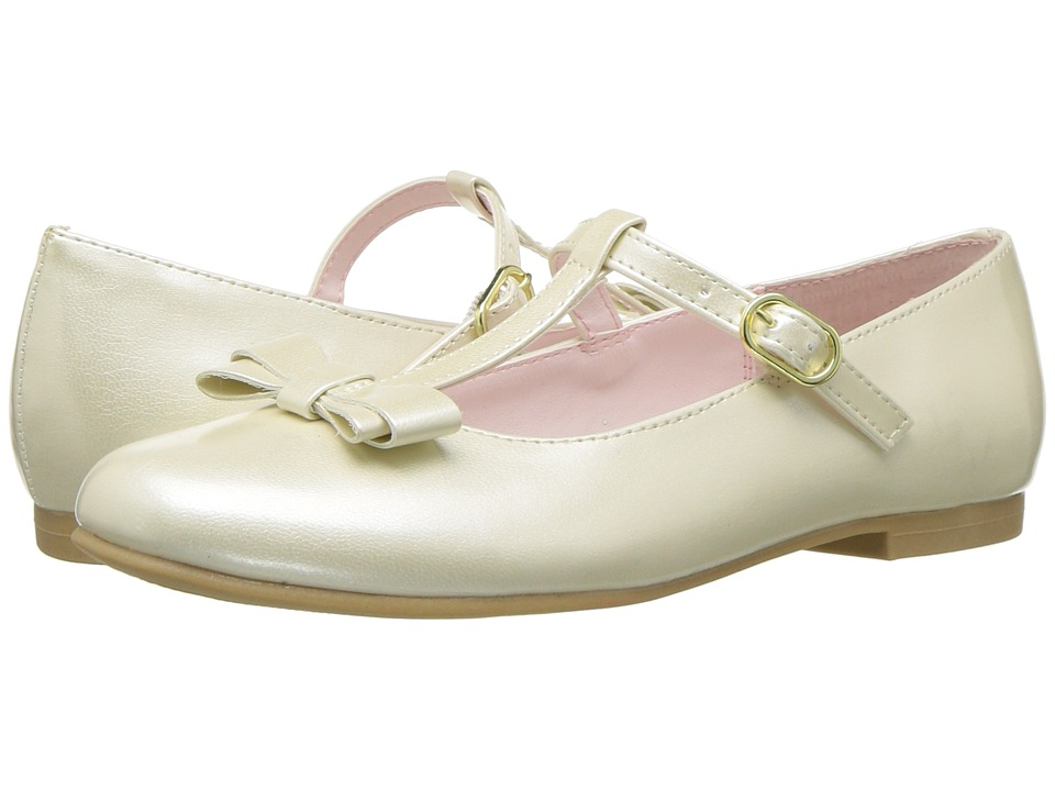 Nina Kids - Merrilyn (Toddler/Little Kid/Big Kid) (Ivory) Girls Shoes