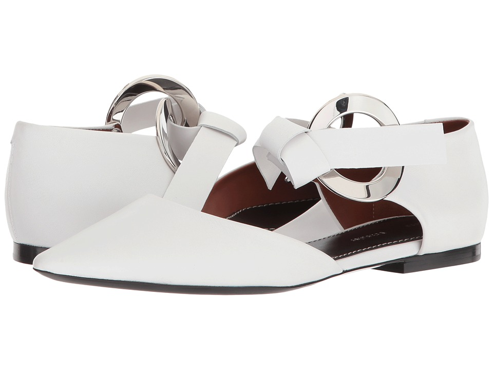Proenza Schouler PS30135 (Solanil Bianco Ottico) Women's Shoes