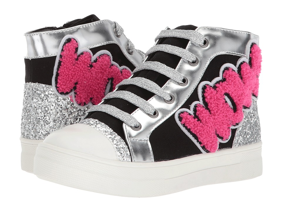 Nina Kids - Gita (Toddler/Little Kid/Big Kid) (Black) Girls Shoes