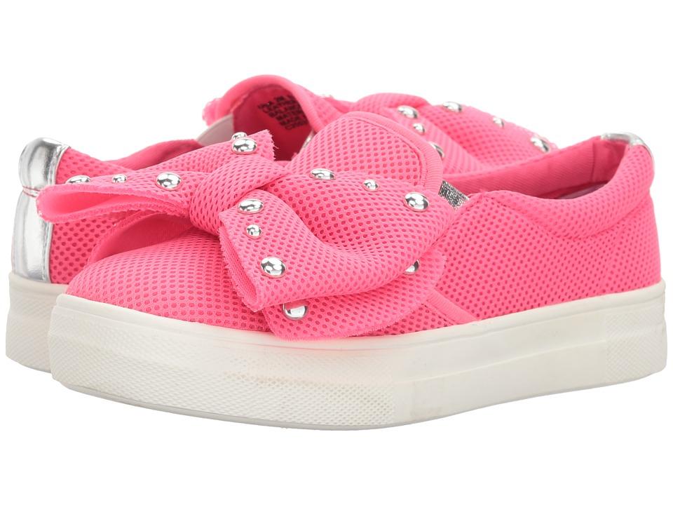 Nina Kids - Mary (Toddler/Little Kid/Big Kid) (Neon Pink) Girls Shoes