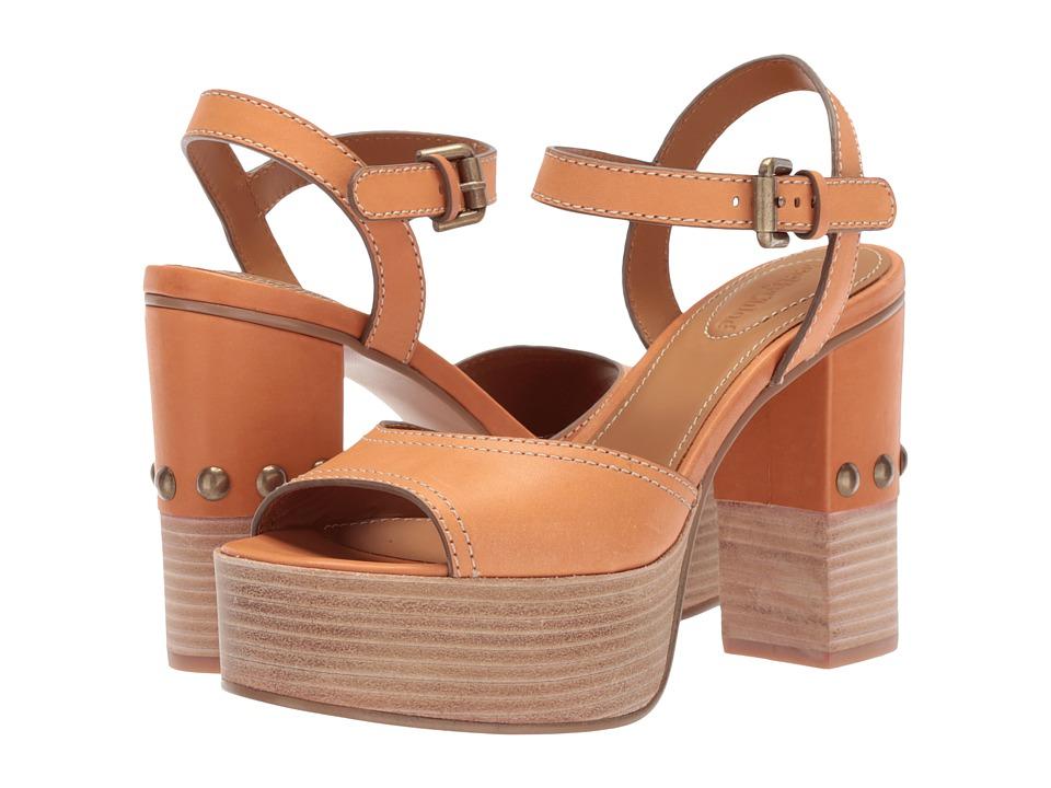 See by Chloe SB30081 (Natural Calf/Pergamena) High Heels