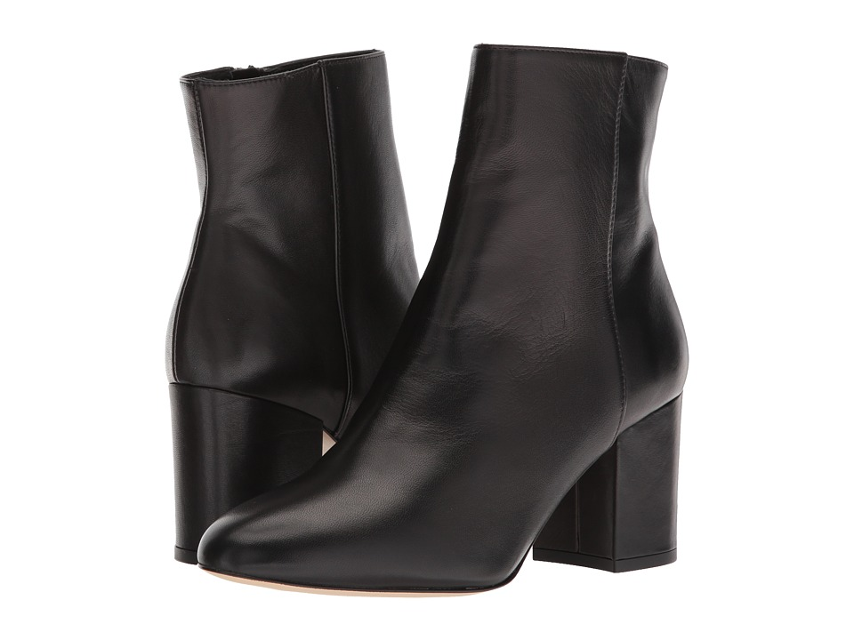 L.K. Bennett - Jourdan (Black Nappa Leather) Womens Boots