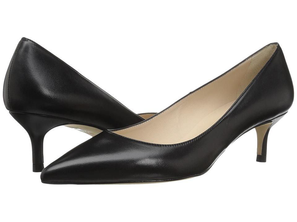 L.K. Bennett Audrey (Black Kid Leather) Women's Shoes