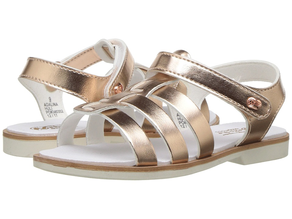 Naturino Express - Adalina (Rose Gold) Girls Shoes