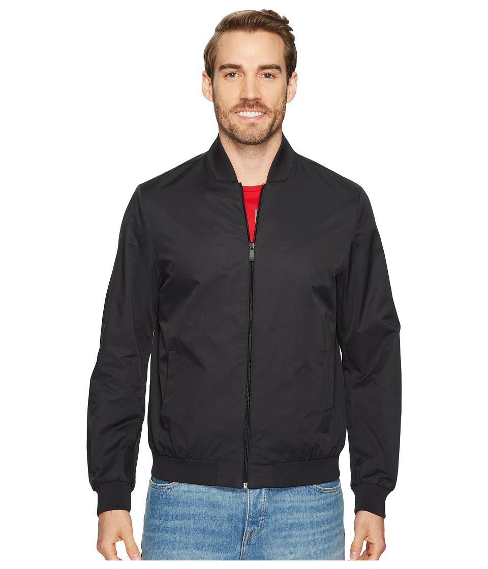 Calvin Klein - Baseball Jacket (Black) Men's Coat