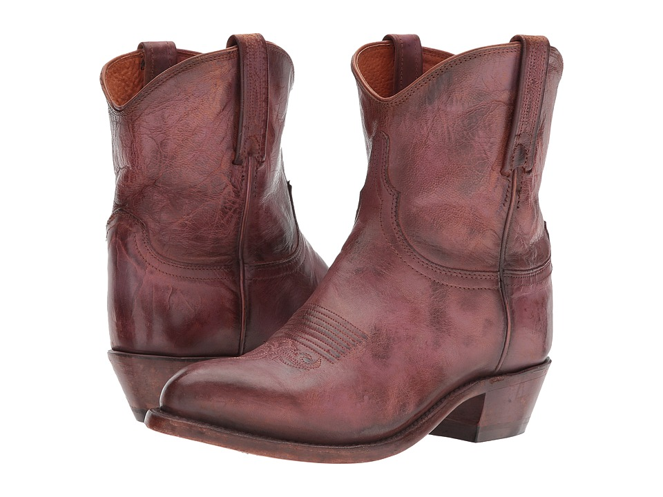 Lucchese Wyly (Antique Pink) Cowboy Boots