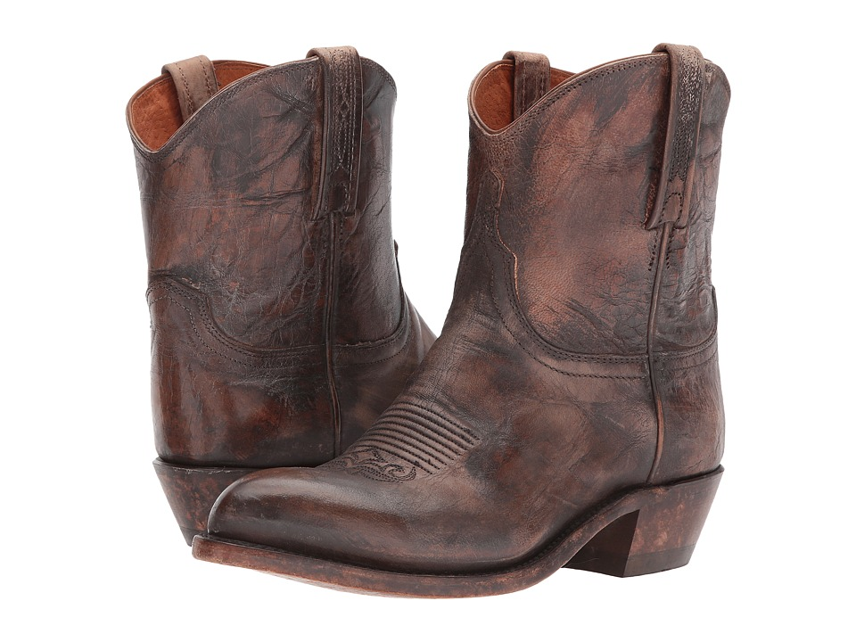Lucchese Wyly (Antique Tan) Cowboy Boots