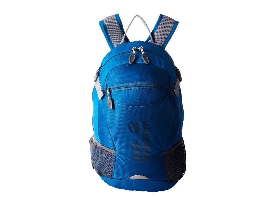 Jack Wolfskin - Velocity 12 (Glacier Blue) Backpack Bags