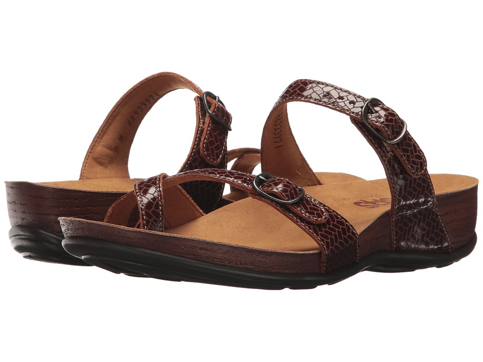 SAS Shelly (Weave Henna) Women's Shoes