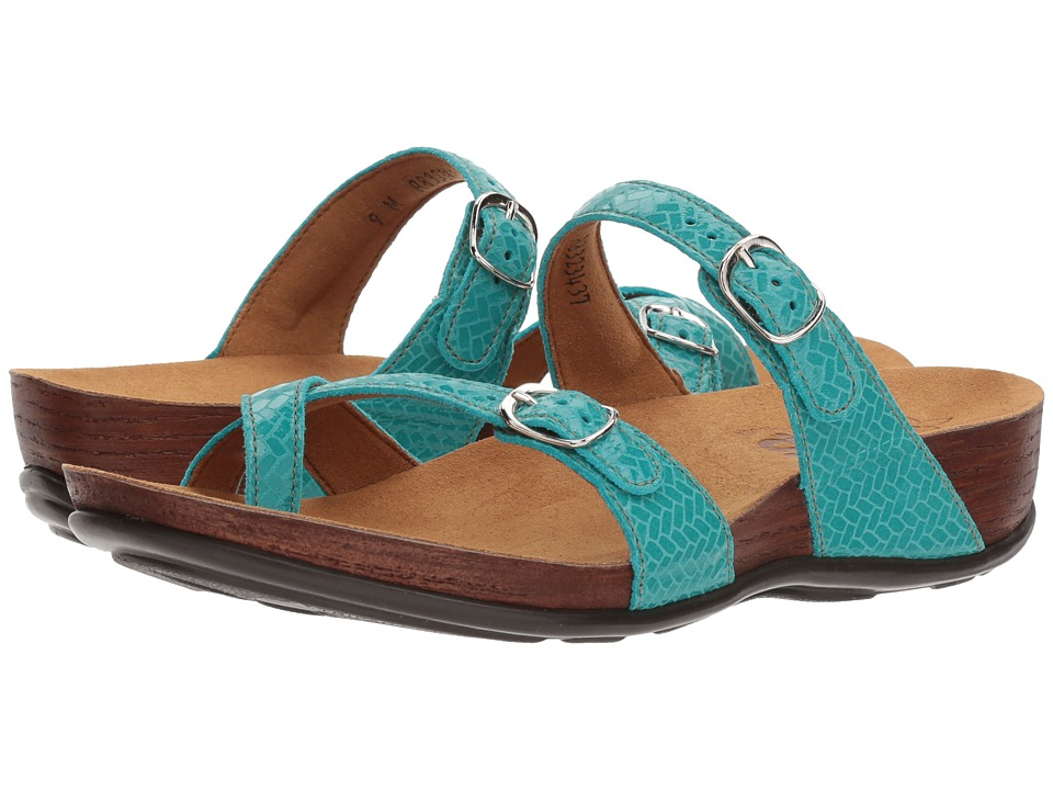 SAS Shelly (Weave Bay) Women's Shoes