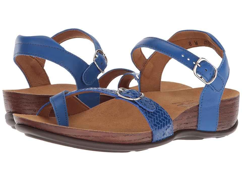 SAS Pampa (Sapphire Weave) Women's Shoes