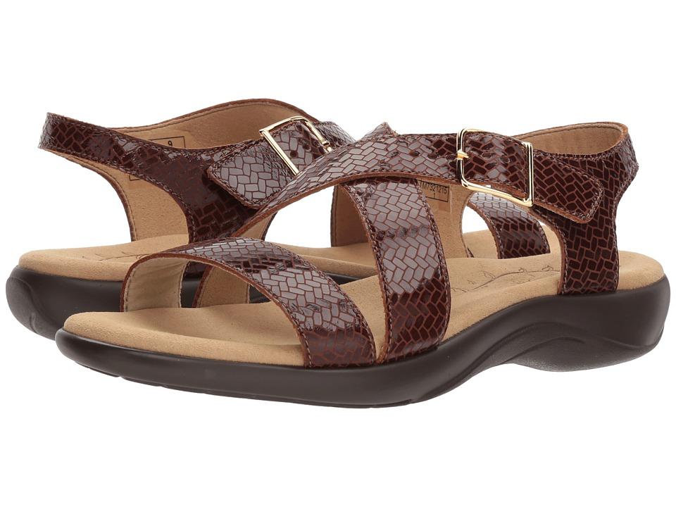 SAS Laguna (Weave Henna) Sandals