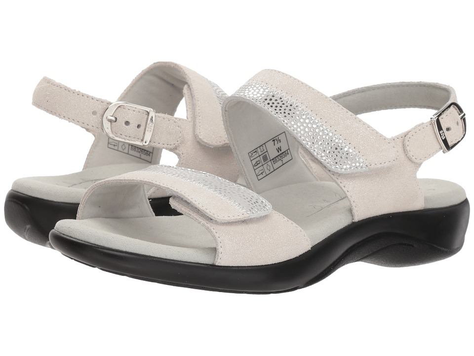 SAS Nudu (Silver Mist) Women's Shoes