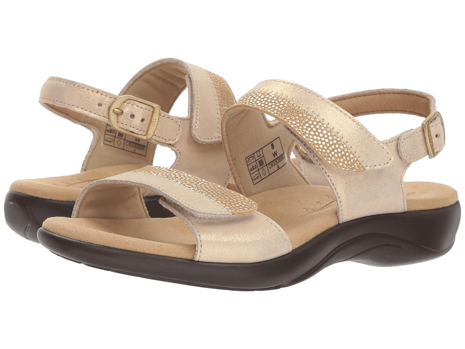 SAS Nudu (Golden) Women's Shoes