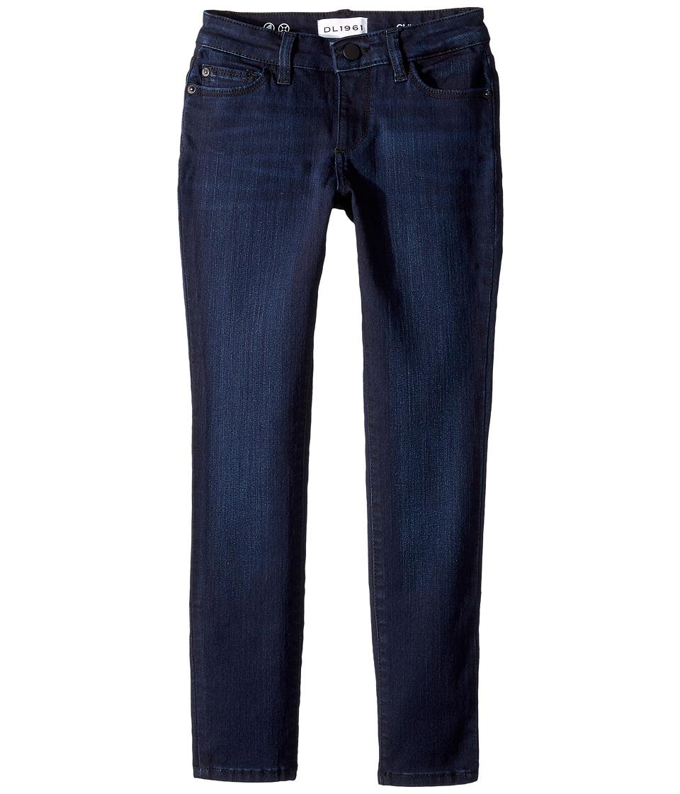 DL1961 Kids Chloe Skinny Jeans in Pichu (Big Kids) (Pichu) Girl
