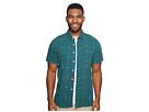 Volcom Geo Print Short Sleeve Woven Shirt