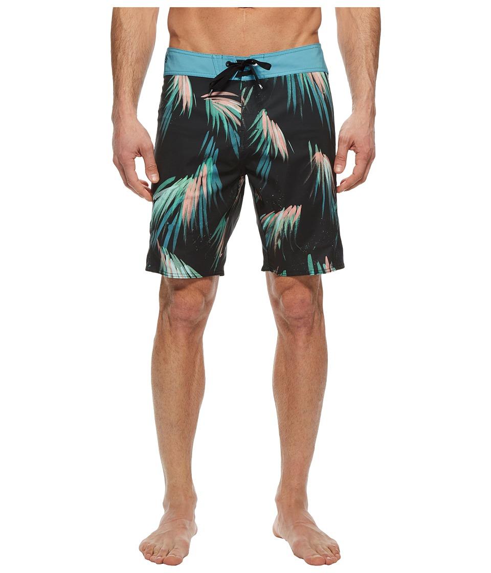 Volcom Cubano Boardshorts (Stealth) Men