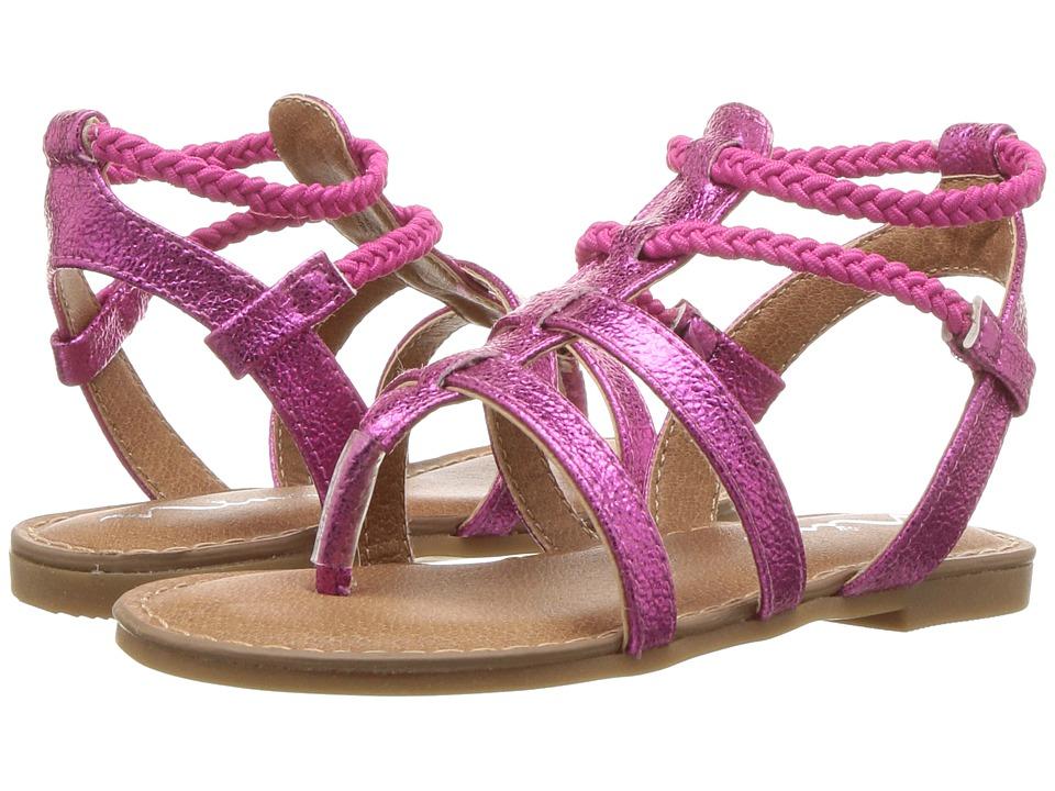 Nina Kids - Margaree (Toddler/Little Kid/Big Kid) (Pink Metallic) Girls Shoes