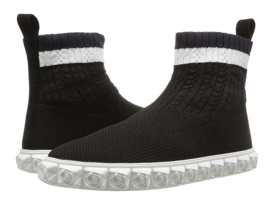 Stuart Weitzman - Coverall (Black Multi) Womens Shoes
