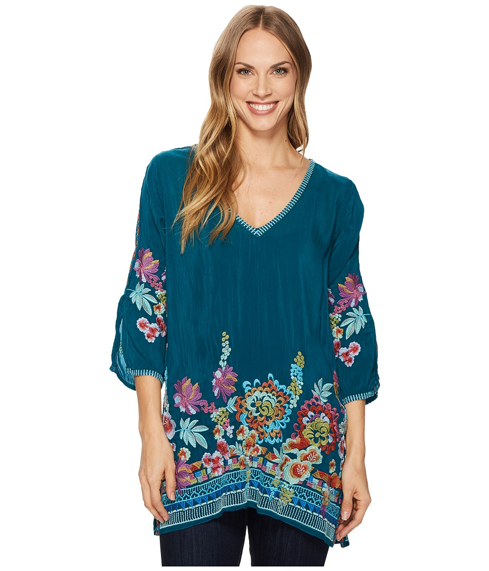 Johnny Was Johnny Was - Araxi Tunic