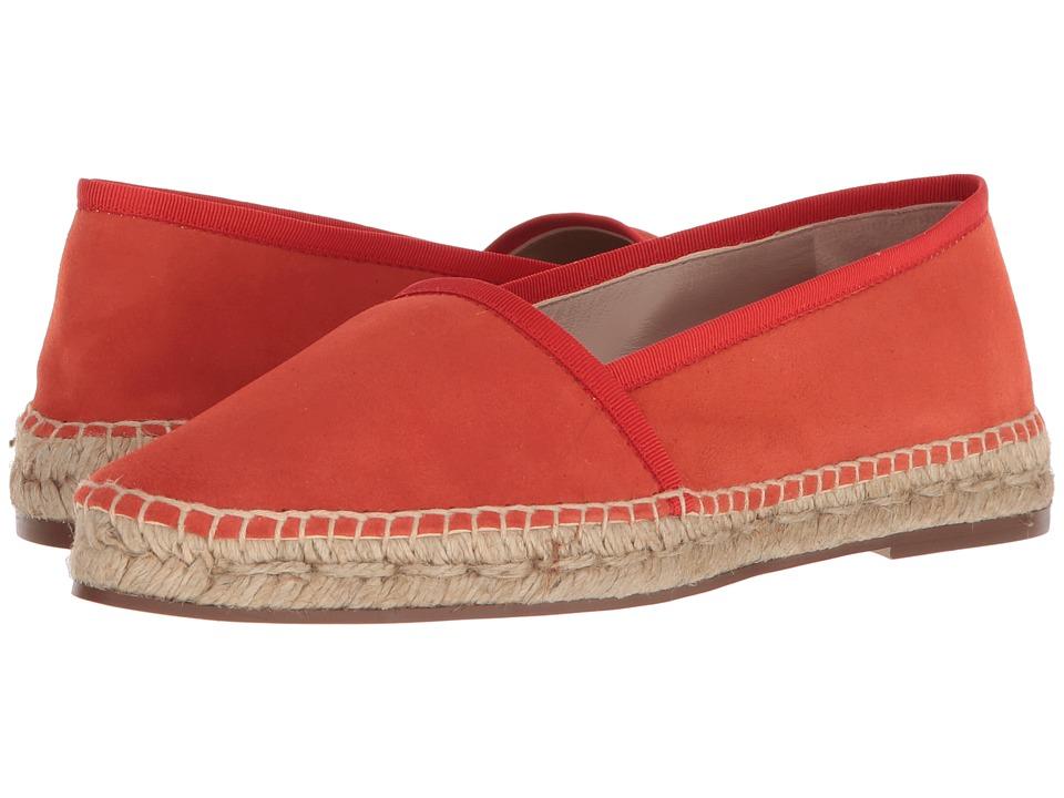 Stuart Weitzman Evon (Paprika Seda Suede) Women's Shoes