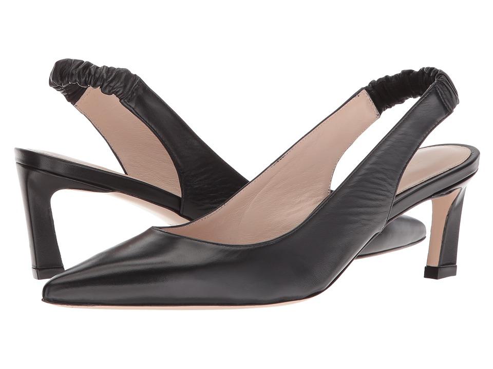 Stuart Weitzman Hayday (Black Tripoli) Women's Shoes