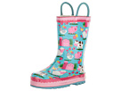 Western Chief Kids Limited Edition Ee I Ee I Oh Rain Boot (Toddler/Little Kid)