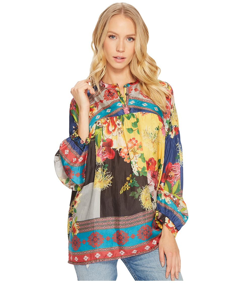 Johnny Was - Aura Peasant Blouse