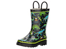 Western Chief Kids Limited Edition Dino Motion Rain Boot (Toddler/Little Kid)