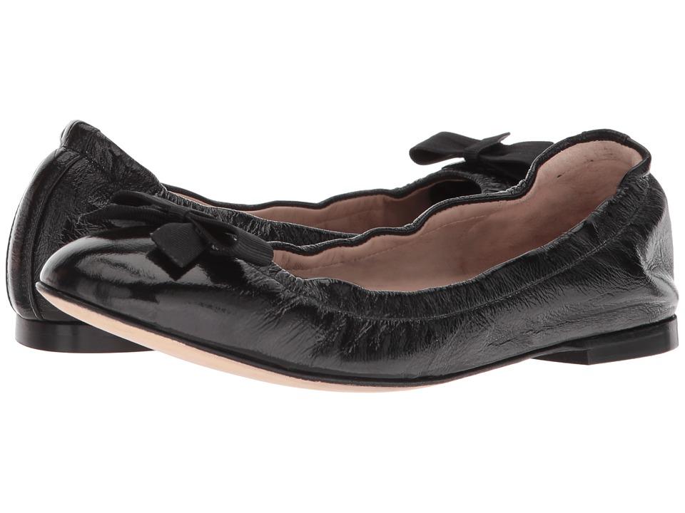 Stuart Weitzman Raven (Black Gleaming Tripon) Women's Shoes
