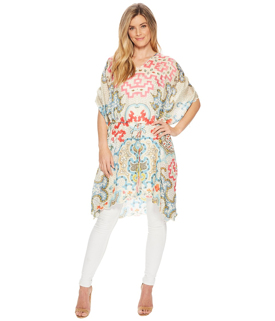 Johnny Was - Mosaic Poncho (Multi) Women's Clothing