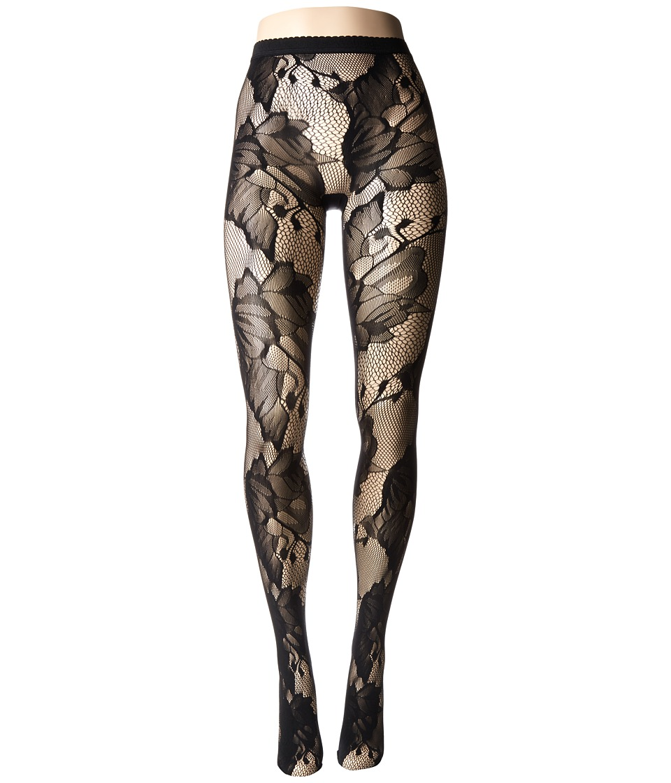 Wolford - Pat Tights (Black) Hose