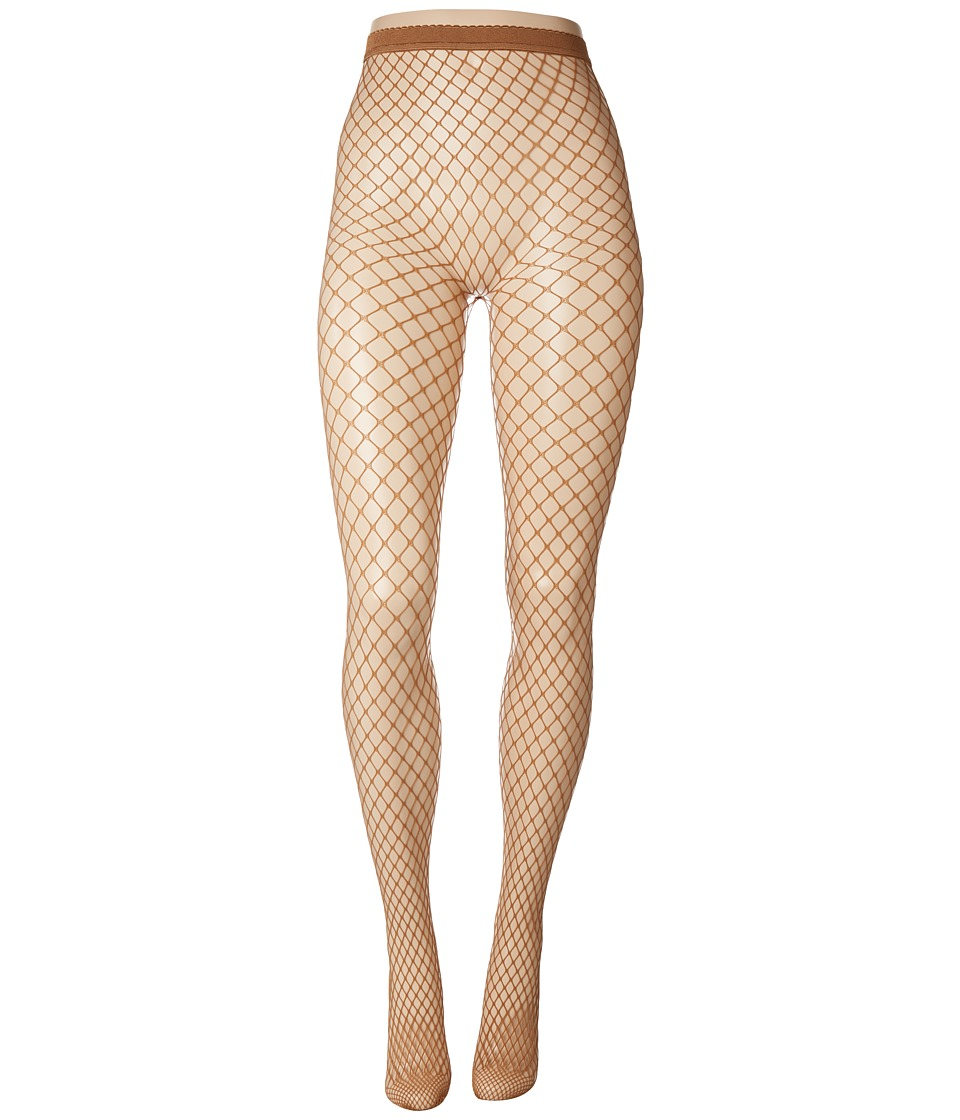Wolford - Tina Summer Net Tights (Honey) Hose