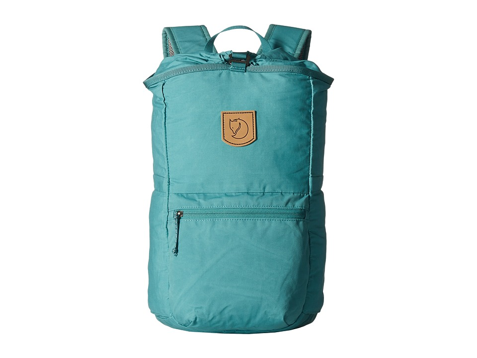Fjallraven - High Coast 18 (Lagoon) Bags
