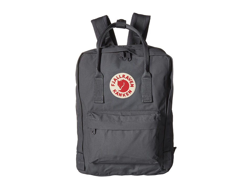 Fjallraven - Kanken 13 (Super Grey) Backpack Bags