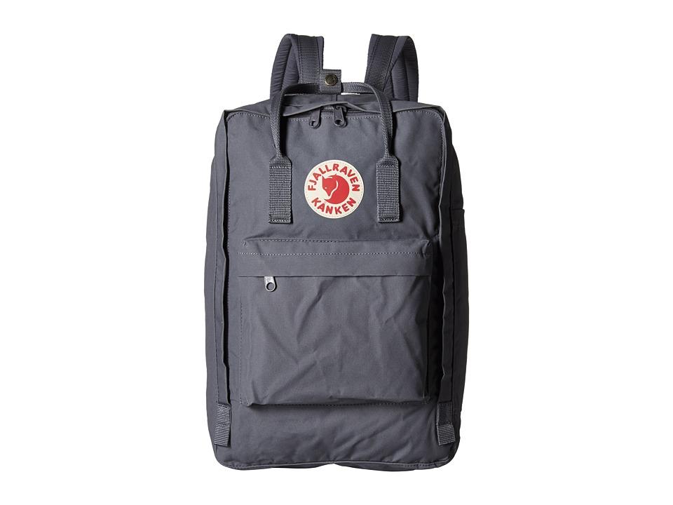 Fjallraven - Kanken 17 (Super Grey) Backpack Bags