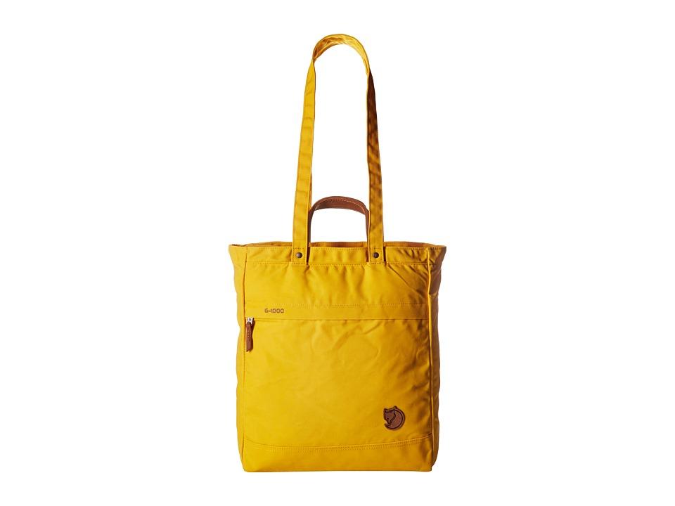 Fjallraven - Totepack No. 1 (Dandelion) Backpack Bags