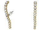 Vince Camuto Pave Lobe Post Earrings