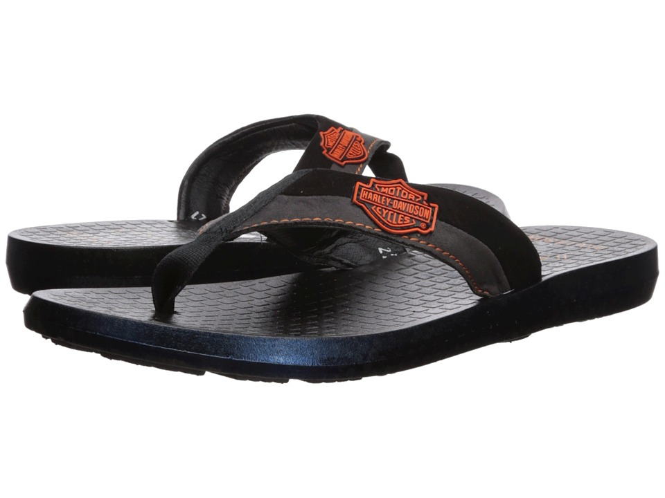 Harley-Davidson - Adams (Black) Mens Sandals