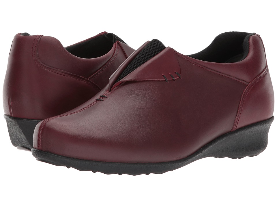 Drew Naples (Vino Leather) Women's Shoes