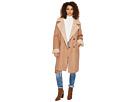 J.O.A. Full Shearling Coat