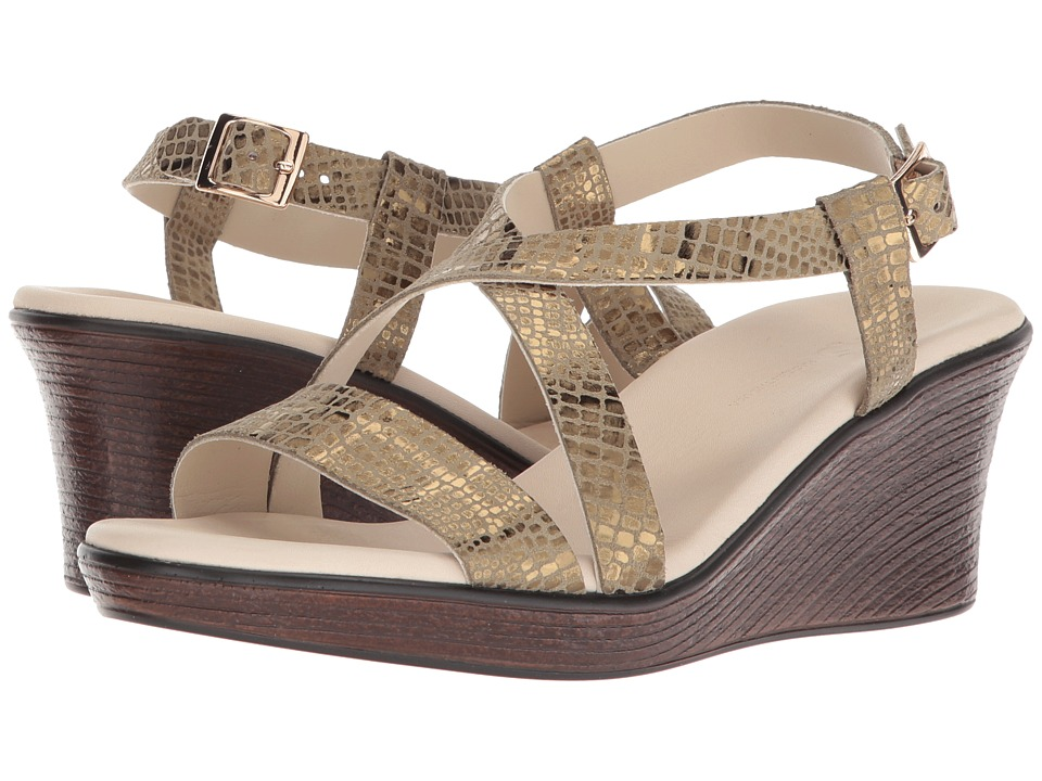 SAS - Delight (Olive Gold) Womens Shoes
