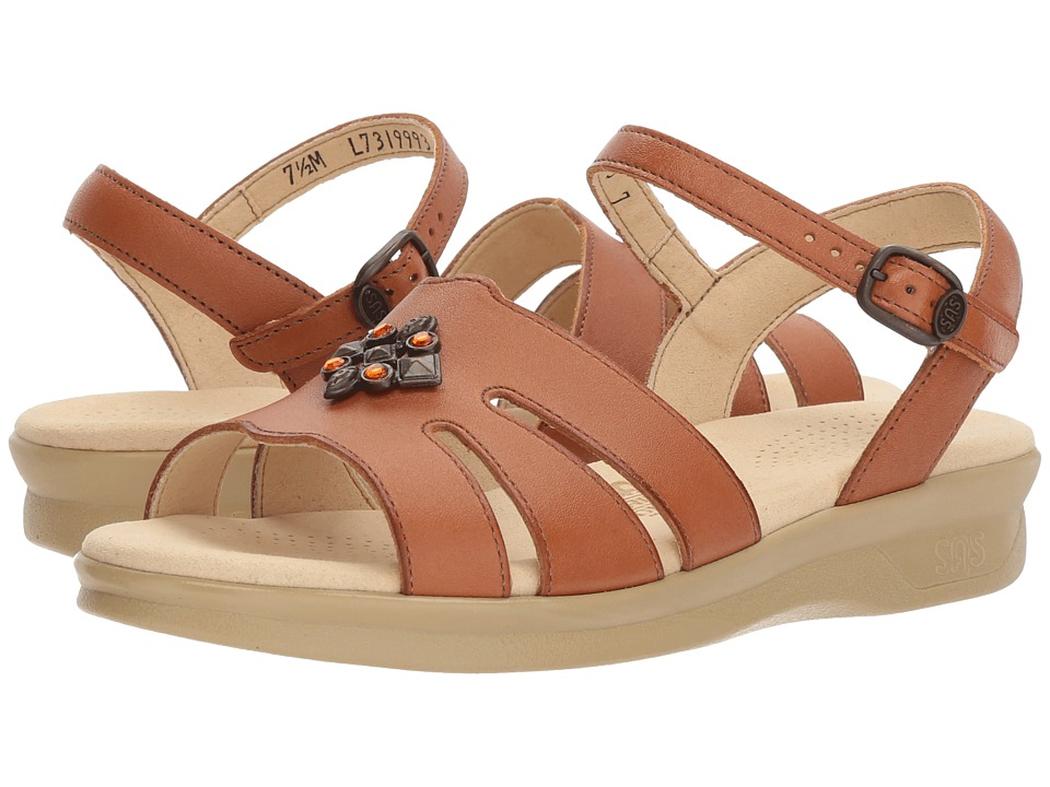 SAS Helena (Antique Tan) Sandals