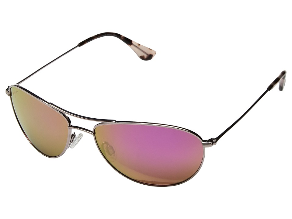 Maui Jim Baby Beach (Rose Gold/Maui Sunrise (Pink)) Sport Sunglasses