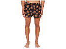 Dolce & Gabbana Oranges Short Boxer Swimsuit w/ Bag