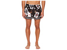 Dolce & Gabbana Playing Cards Short Boxer Swimsuit w/ Bag