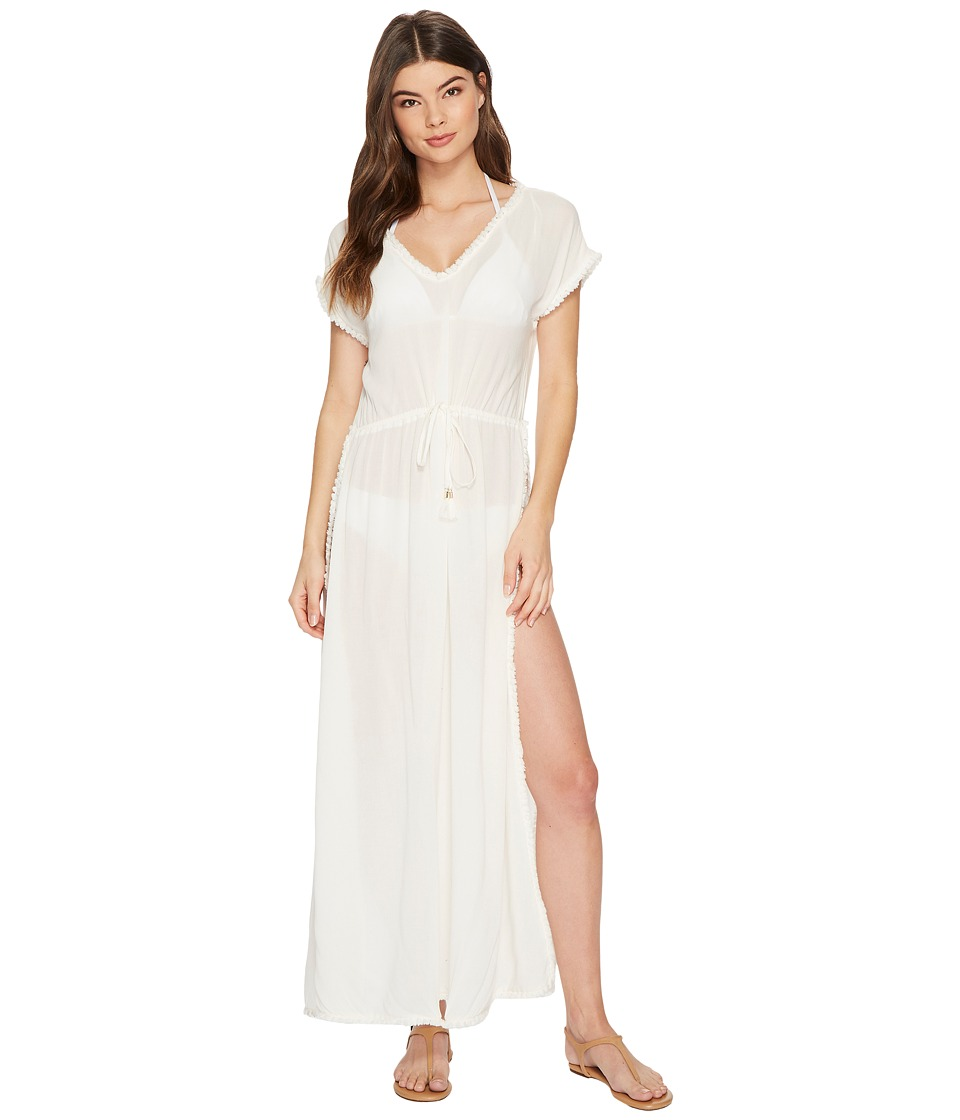 L*Space Noveau Cover-Up (White) Women